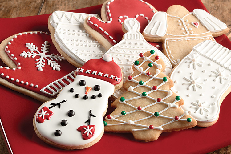 Holiday tradition: cookies